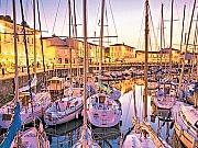 Ile de Re France (an island off La Rochelle)