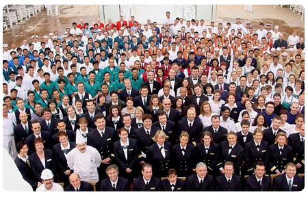 Cruise Ship Recruitment Agencies
